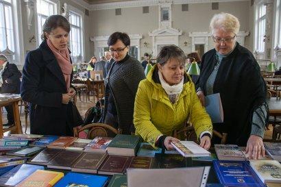 Библиотечный фонд областной научной библиотеки пополнился новыми изданиями