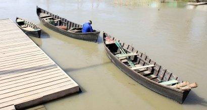 Липованская лодка в Придунавье