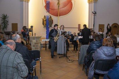 В Одесской Кирхе прошел юбилейный гранд-концерт Анны Степановой