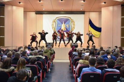 В Одесской Юракадемии прошел творческий фестиваль «Студенческая осень-2019»