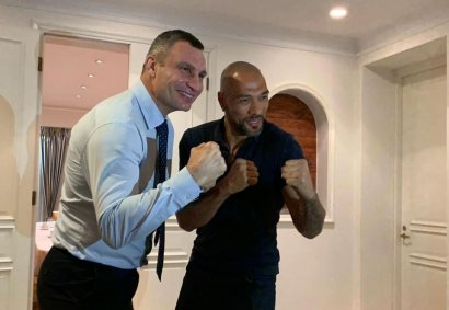В Одессе проведут съемки международного сериала о боксе