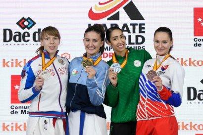 Студентка Одесской Юракадемии стала чемпионкой мира по карате