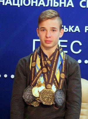 Одесские спортсмены победили на соревнованиях в Риме