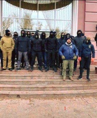 Оппозиционная партия «Наши» отменила встречу в Одессе, дабы не «инфицироваться бациллами национализма» от праворадикалов