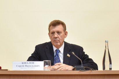 Одесская Юракадемия подписала договор о сотрудничестве с Национальной полицией Украины