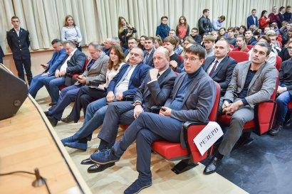 Одесская Юракадемия распахнула двери для абитуриентов