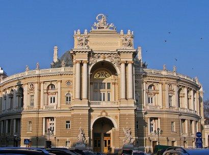 Одесса - город с уникальной архитектурой