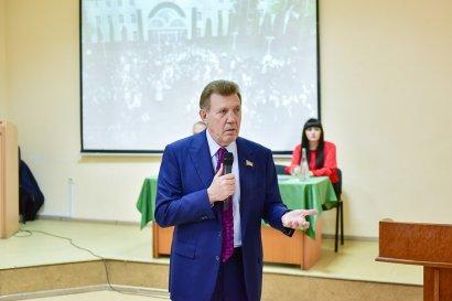 Международному гуманитарному университету исполнилось 16 лет