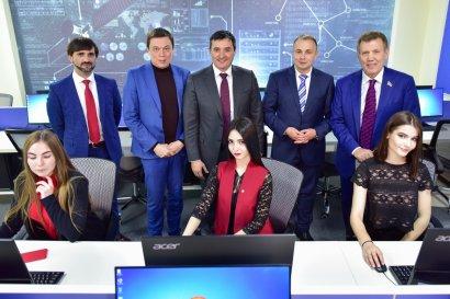 В Одессе открыли первый в Украине Центр кибербезопасности и информационных технологий
