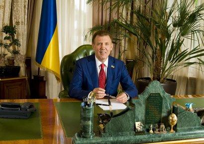 Президент Одесской Юракадемии поздравил коллектив вуза с 21-ой годовщиной основания университета