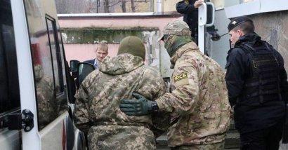 Члены наблюдательной комиссии РФ посетили украинских моряков в Лефортовском СИЗО