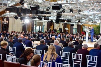 В Одессе прошло первое заседание Совета регионального развития