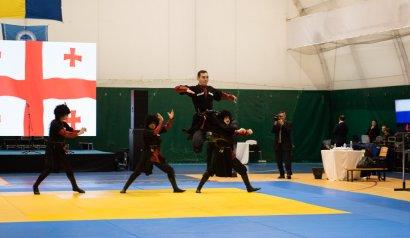 В Одессе состоялся ХI-й Международный турнир по дзюдо среди юниоров памяти Лери Накани