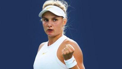 Даяна Ястремская стала лучшей молодой теннисисткой мира