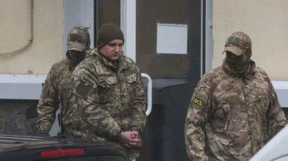 ФСБ РФ: Украинских моряков нельзя считать военнопленными