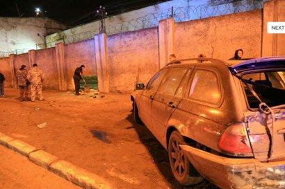 В Одессе автомобиль с еврономерами пробил тюремную стену колонии