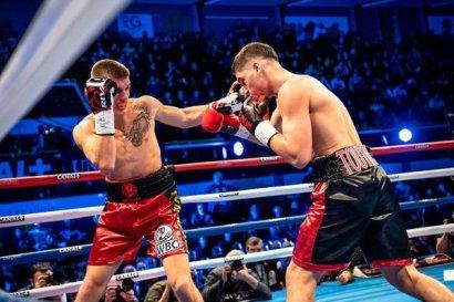 Украинский боксер нокаутировал непобедимого соперника и сенсационно стал чемпионом мира