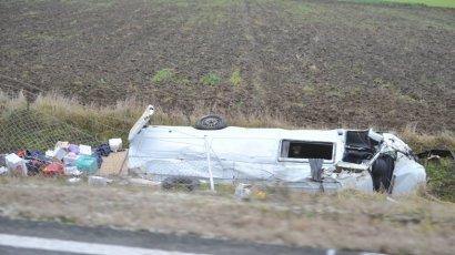 В Словении столкнулись два украинских автобуса - один человек погиб, есть раненые