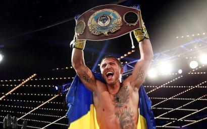 Ломаченко победил Педрасу и завоевал ещё один чемпионский пояс