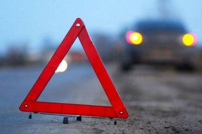 Автомобильное движение на трассе М-05 Киев-Одесса ограничено из-за аварии грузовика