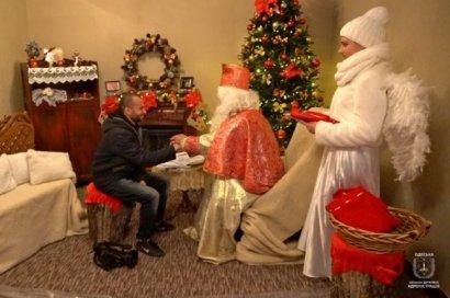 19 декабря в селе Осычки Савранского района готовятся открыть резиденцию Святого Николая