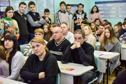 В Международном гуманитарном университете состоялся День открытых дверей
