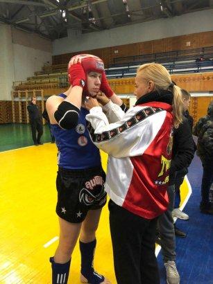 Команда Одесской области завоевала Кубок Украины по таиландскому боксу