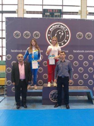 Студенты Юракадемии стали чемпионами Украины по грепплингу и панкратиону