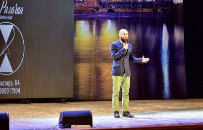 В Одессе прошёл Молодёжный чемпионат по юмору