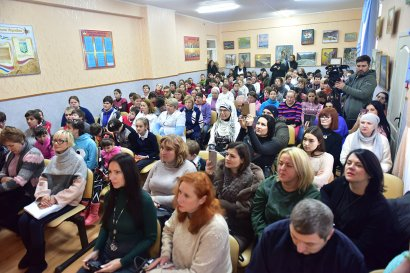 В детском доме-интернате на Макаренко, 20 отпраздновали День Святого Николая