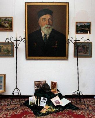 Памяти известного Врача, художника, поэта