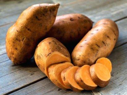 Батат – альтернатива картофелю