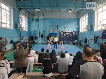 В Одессе прошел турнир Деда Мороза