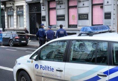 Стрельба в Брюсселе: вооруженный человек совершил нападение на ресторан