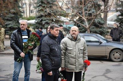 Одесса простилась с почетным гражданином города Львом Николаевичем Гореловым