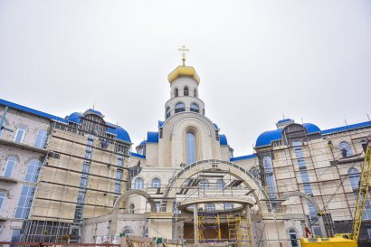 Строительство школы будущего в Одессе близится к завершению