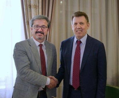 Украино-турецкие отношения динамично развиваются в сфере образования