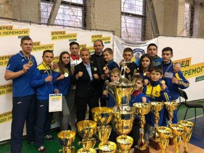 Студент Международного гуманитарного университета одержал победу на профессиональном ринге в Праге