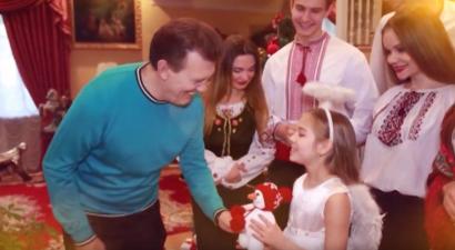 Сергей Кивалов поздравил сограждан с Рождеством Христовым!