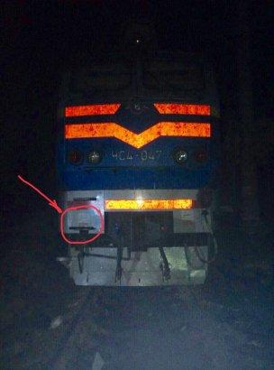 Под Одессой поезд «Интерсити» сбил женщину, которая стояла на путях