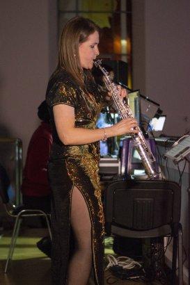 Одесская Кирха собрала почитателей саксофона, органа и кино