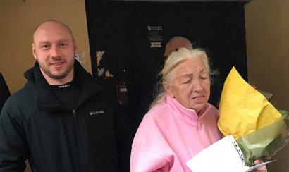 Освобожденный украинский моряк Андрей Новичков вернулся в Одессу. Фото