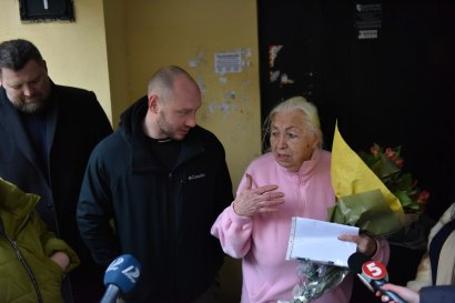 Моряк, освобождённый из иранской тюрьмы, уже в Одессе (ОБНОВЛЕНО)