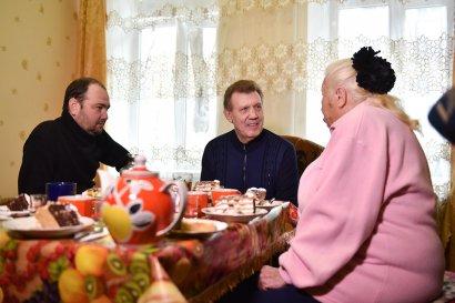 Освобожденный моряк Андрей Новичков дал первую пресс-конференцию в родном городе