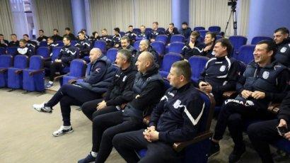 «Черноморец» расстался с 3 футболистами