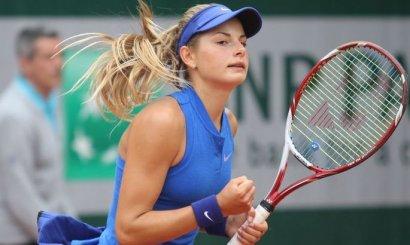 Даяна Ястремская на турнире Australian Open выиграла стартовый матч