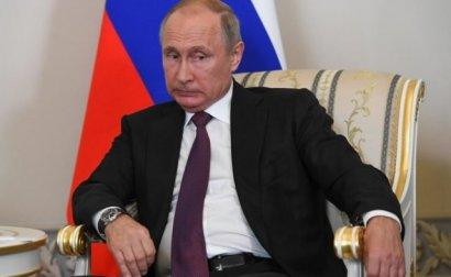 Предотвращена попытка вооруженного покушения на президента России Владимира Путина