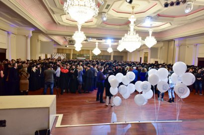 Более тысячи выпускникам Одесской юридической академии вручили дипломы магистров