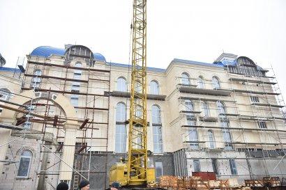 В школе будущего в Одессе будут воплощены самые современные технологии