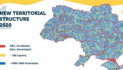 Из 26 районов Одесской области планируют сделать 8